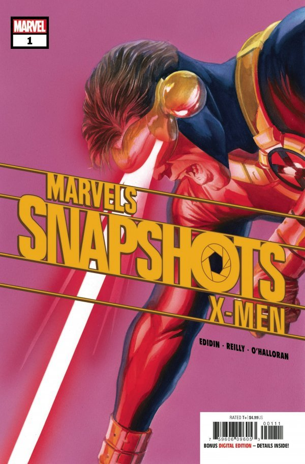 X-Men: Marvels Snapshots #1 review