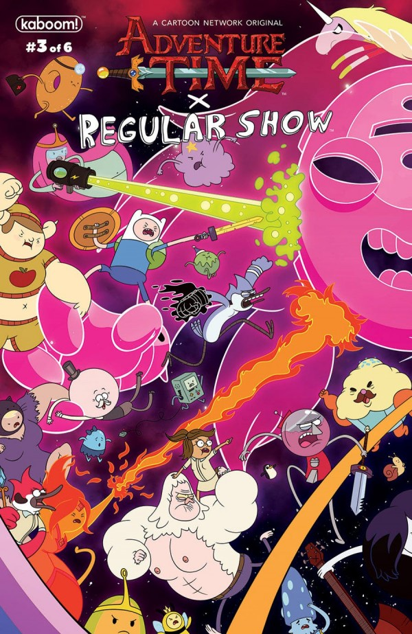 Adventure Time / Regular Show #3