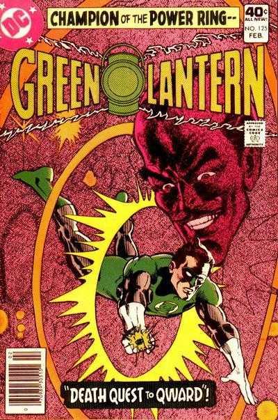 Green Lantern #125
