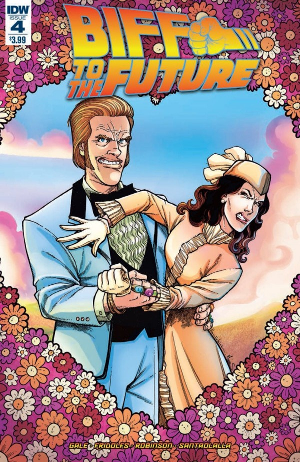 Back to the Future: Biff to the Future #4