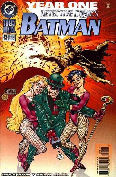 Detective Comics Annual #8