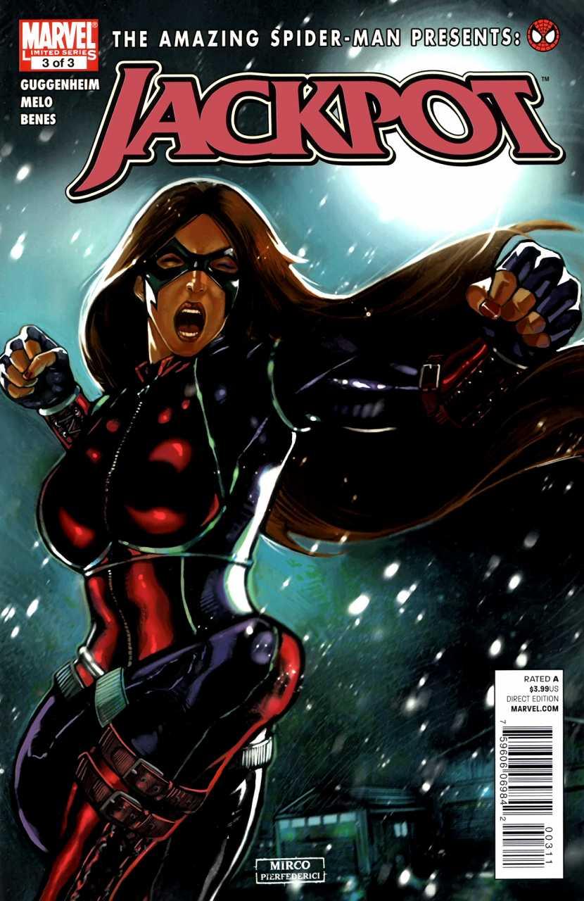The Amazing Spider-Man Presents: Jackpot #3