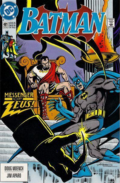 Batman #481