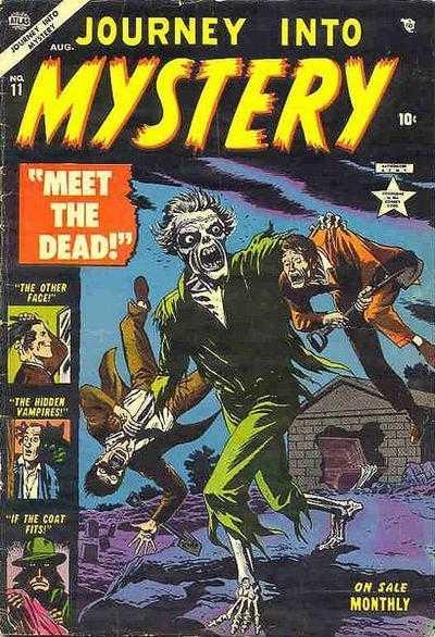 Journey into Mystery #11