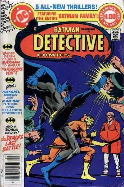 Detective Comics #485