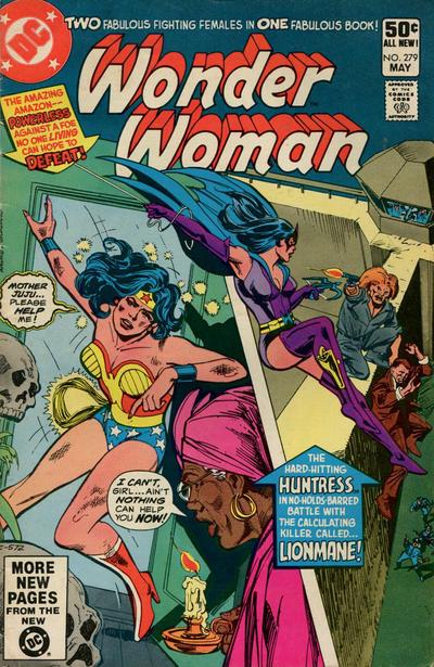 Wonder Woman #279