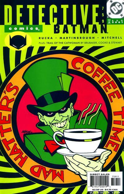 Detective Comics #759