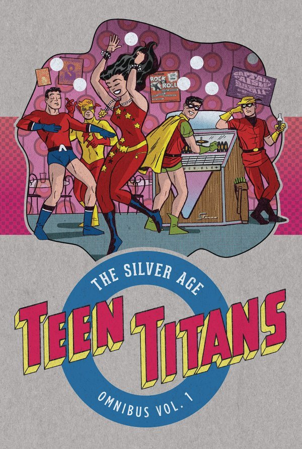 Teen Titans: The Silver Age Omnibus Vol. 1 HC
