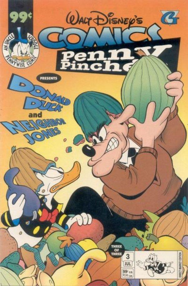 Walt Disney's Comics Penny Pincher #3