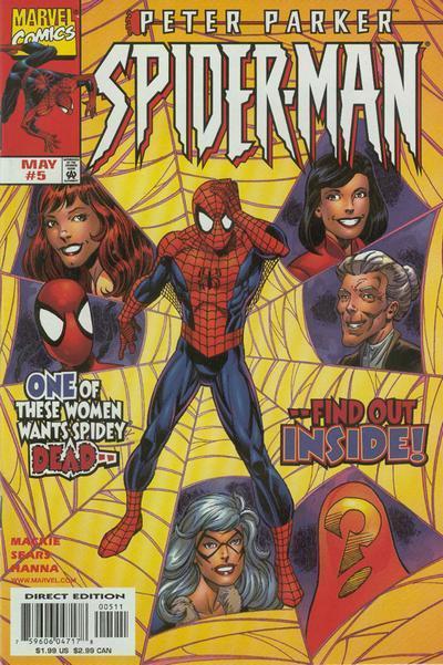 Peter Parker: Spider-Man #5