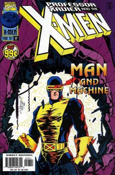 Professor Xavier and the X-Men #17
