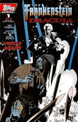 The Frankenstein / Dracula War #1
