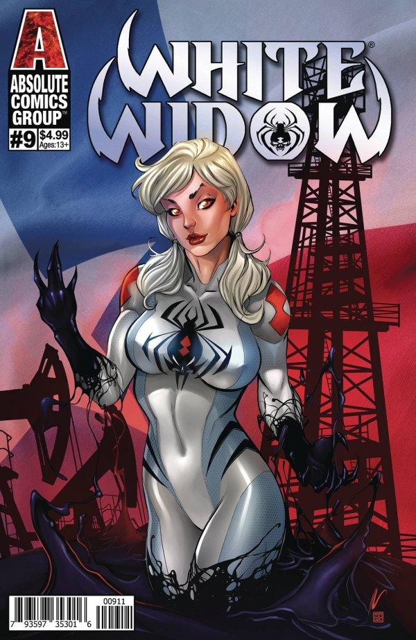 White Widow #9