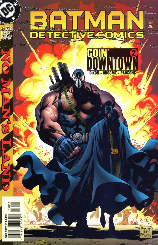 Detective Comics #738