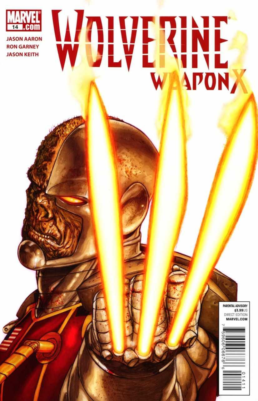 Wolverine: Weapon X #14