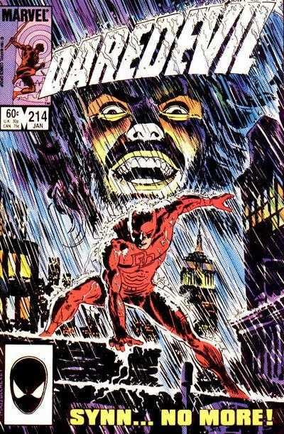 Daredevil #214