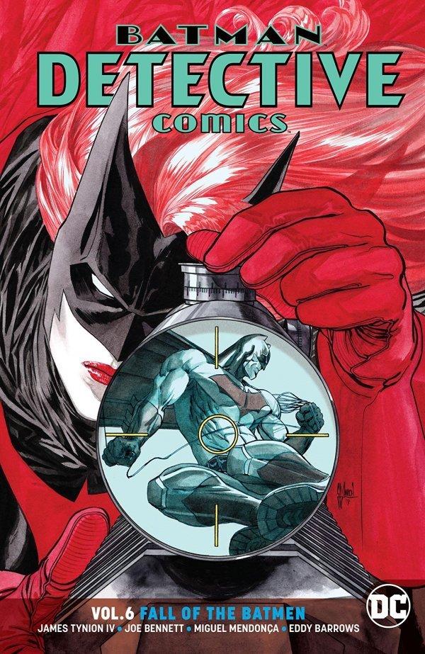 Batman: Detective Comics Vol. 6: Fall of The Batmen TP
