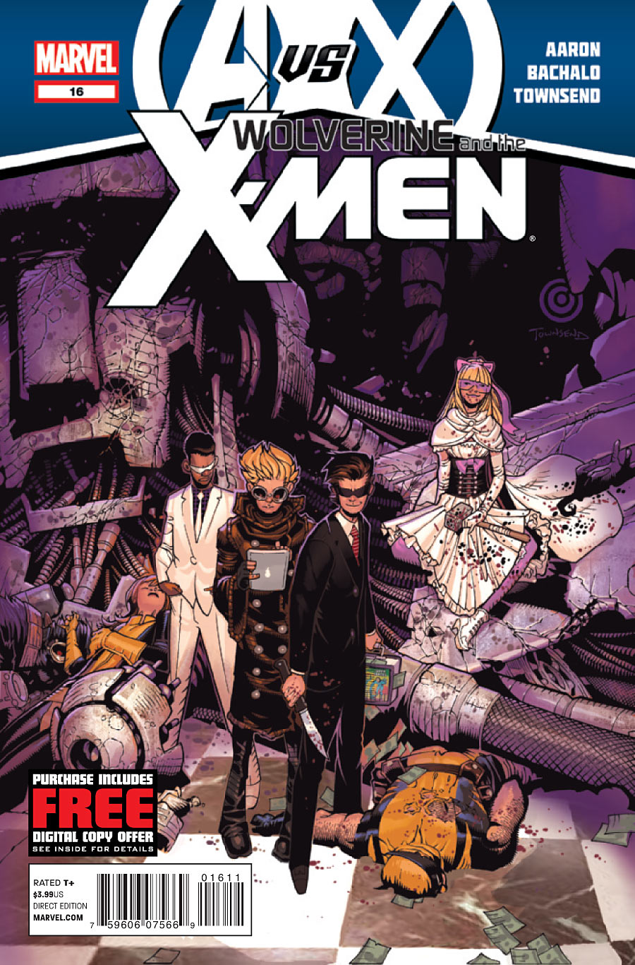 Wolverine and the X-Men #16