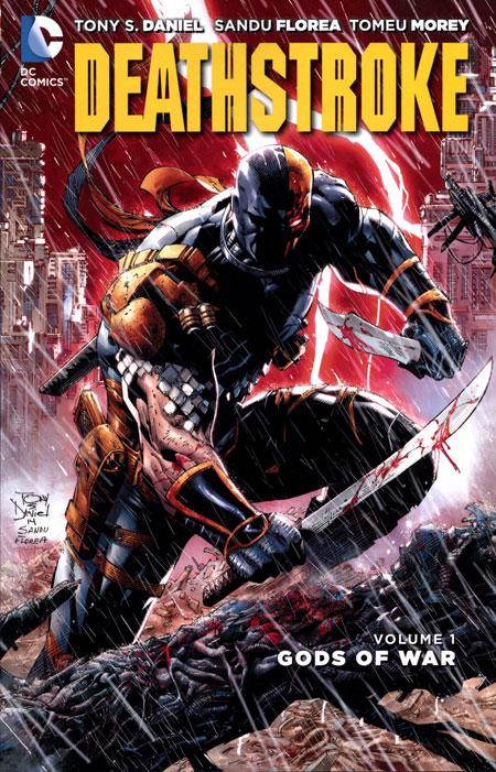 Deathstroke Vol. 1: Gods of War TP