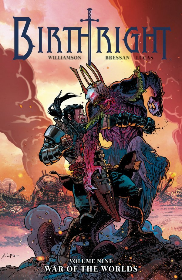 Birthright Vol. 9: War of the Worlds TP