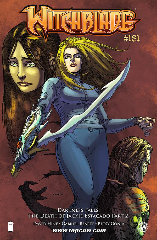 Witchblade #181