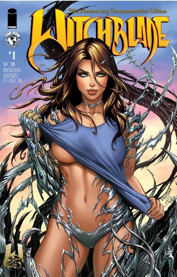 Witchblade: 25th Anniversary Edition #1