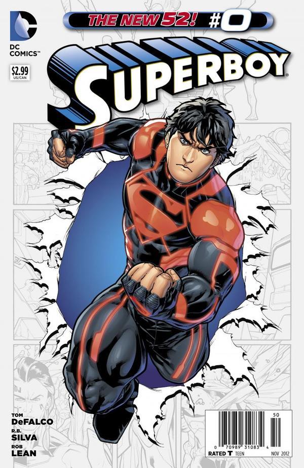 Superboy #0