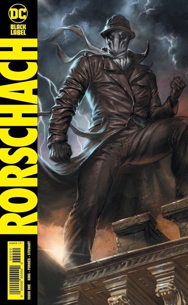 Rorschach #1