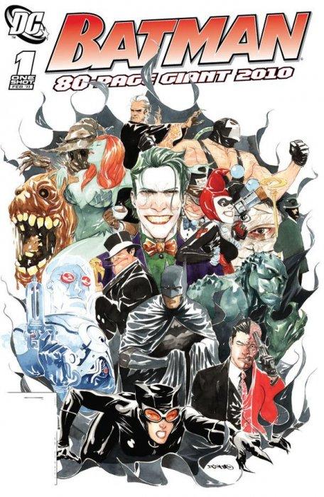 Batman 80-Page Giant #1