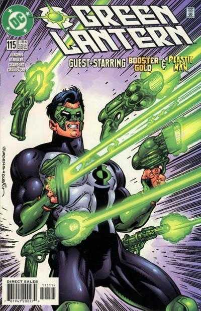 Green Lantern #115