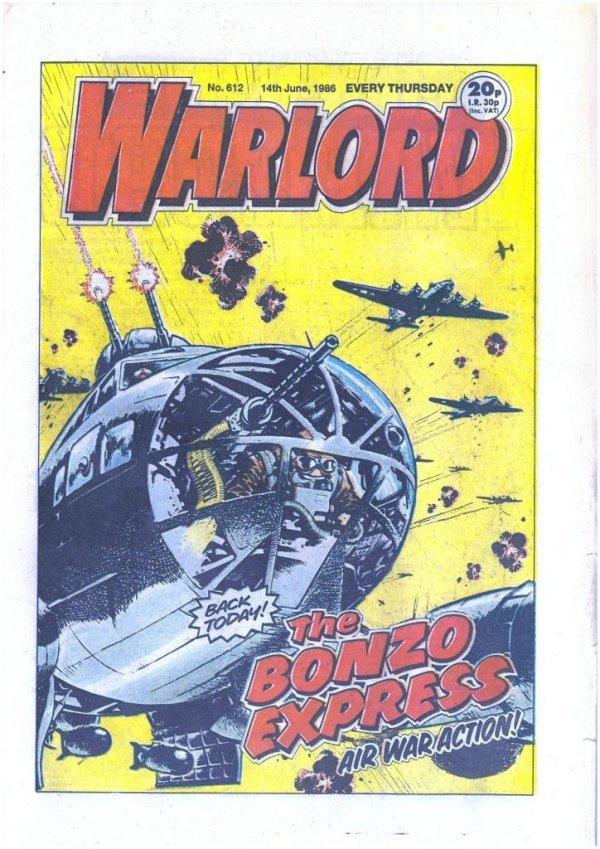 Warlord #612