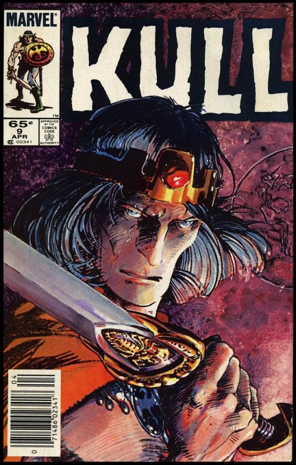 Kull The Conqueror #9