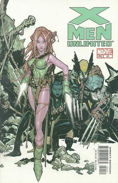 X-Men Unlimited #41