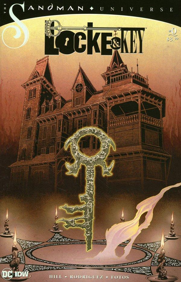 Locke & Key / The Sandman Universe: Hell & Gone #0