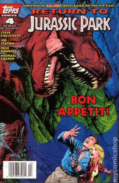 Return to Jurassic Park #4