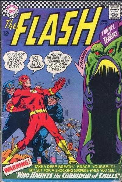 The Flash #162