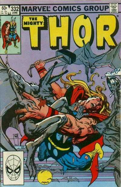 The Mighty Thor #332