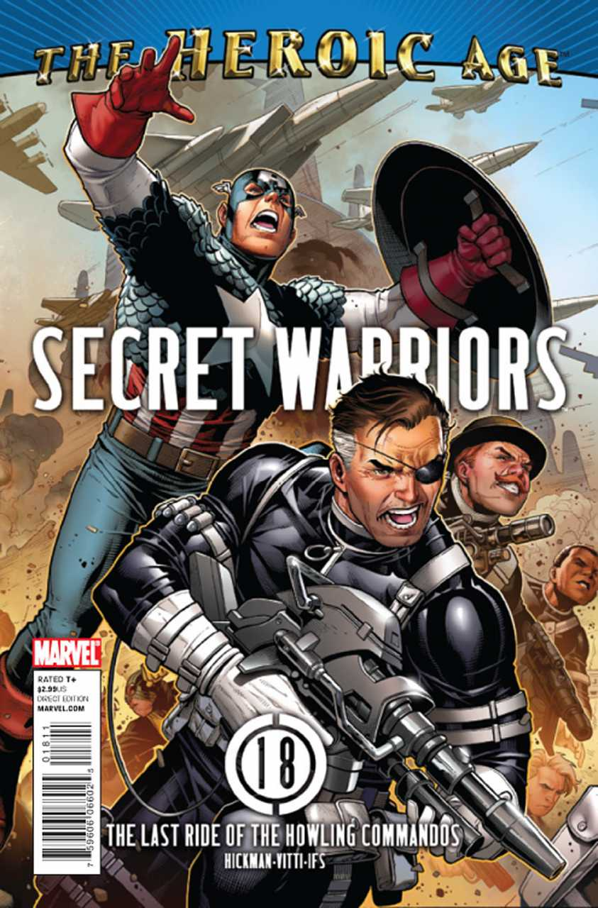 Secret Warriors #18