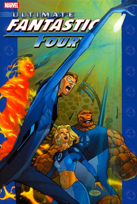 Ultimate Fantastic Four Vol. 4 HC