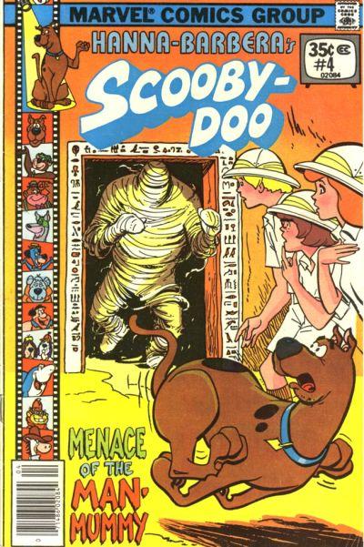 Scooby-Doo #4