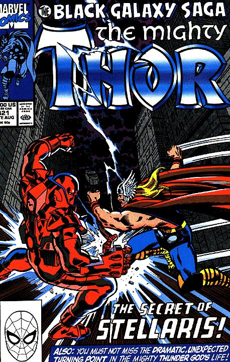 The Mighty Thor #421