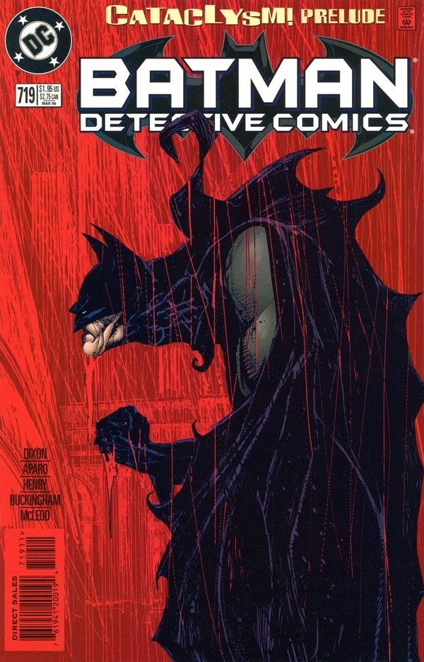 Detective Comics #719