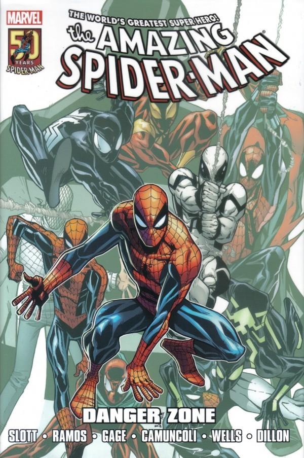 The Amazing Spider-Man: Danger Zone HC