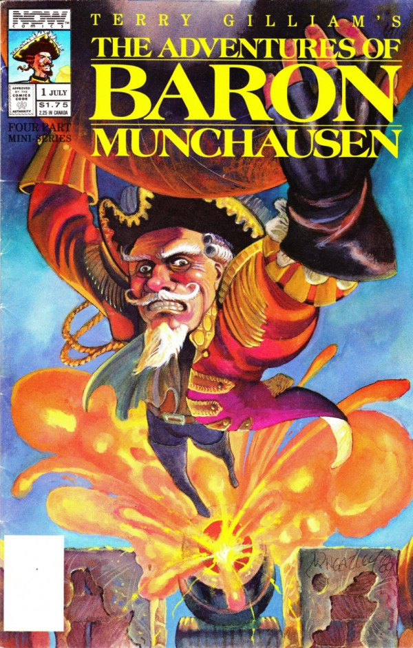 The Adventures of Baron Munchausen #1