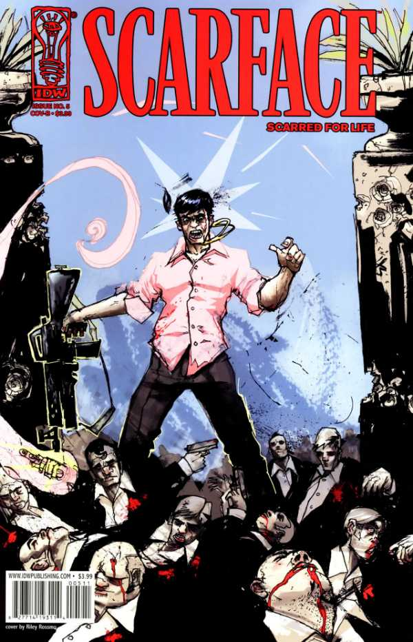 Scarface: Scarred For Life #5