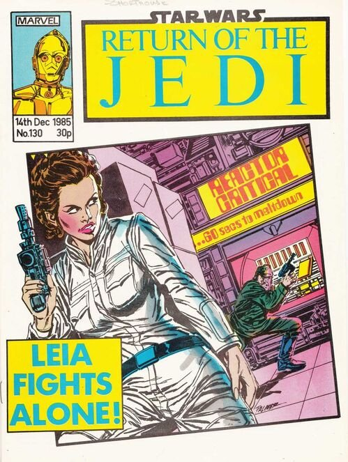 Return of the Jedi Weekly #130