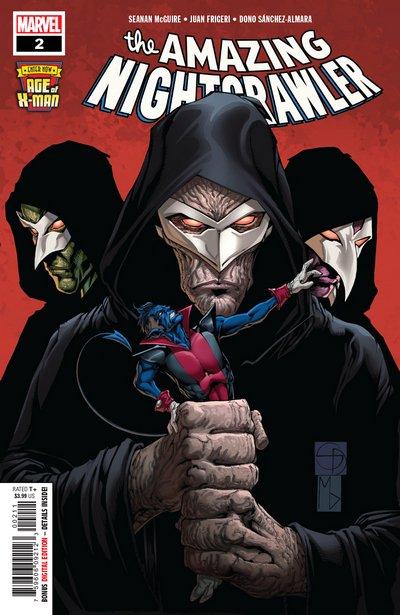 Age of X-Man: The Amazing Nightcrawler #2
