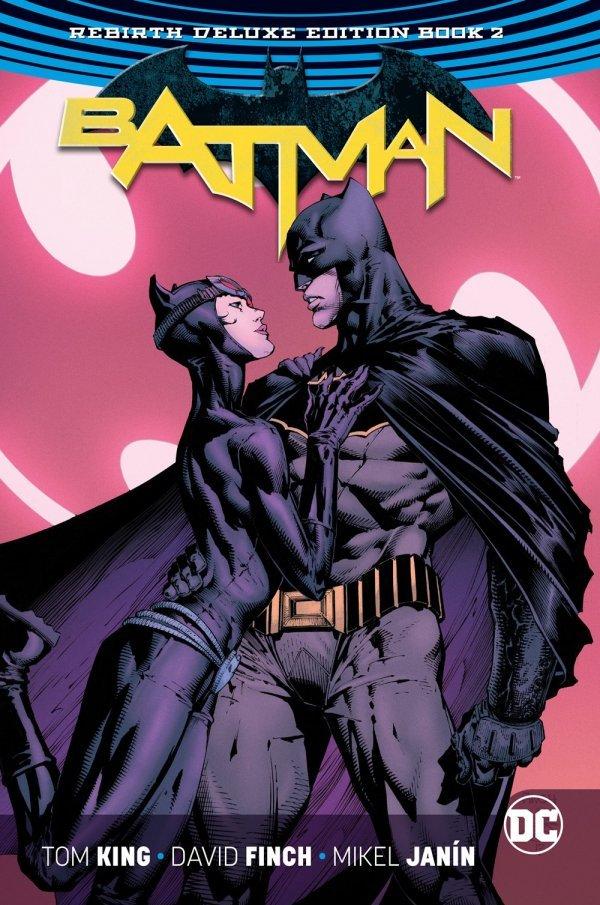 Batman: The Rebirth Deluxe Edition Book 2 HC