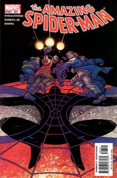 The Amazing Spider-Man #507