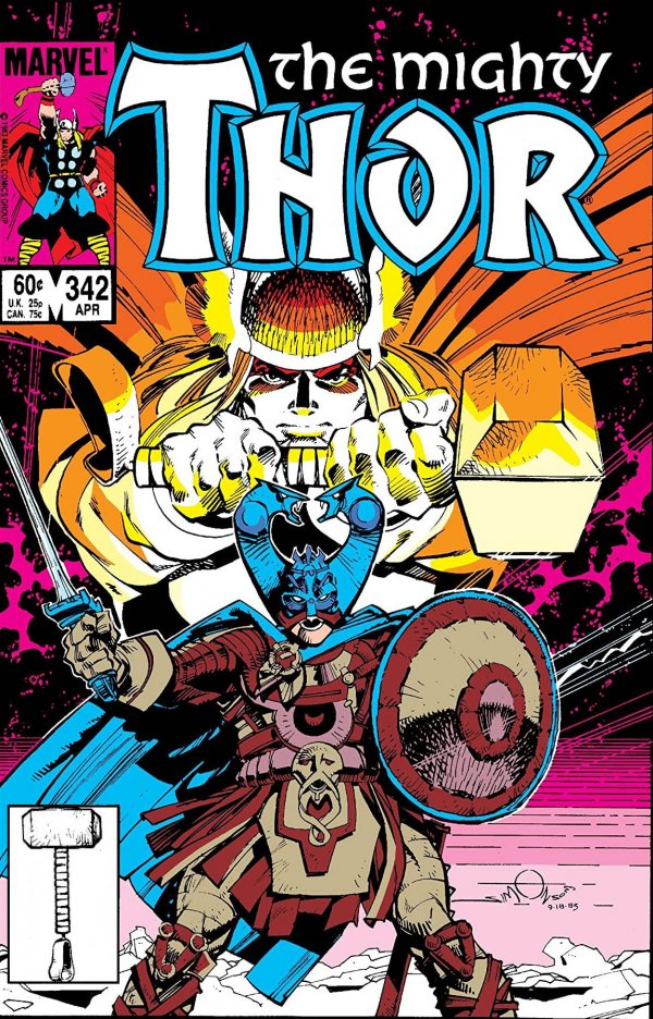 The Mighty Thor #342